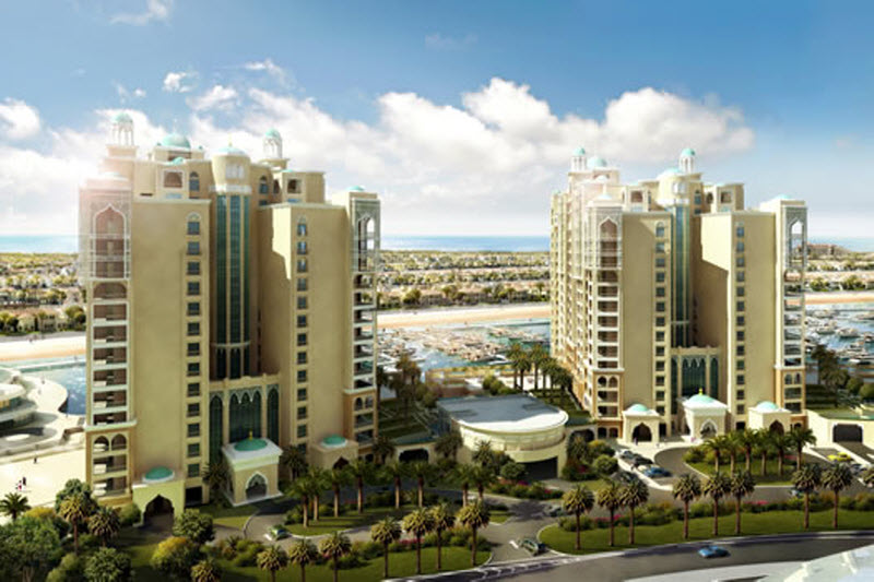 Marina Residences Dubai 8