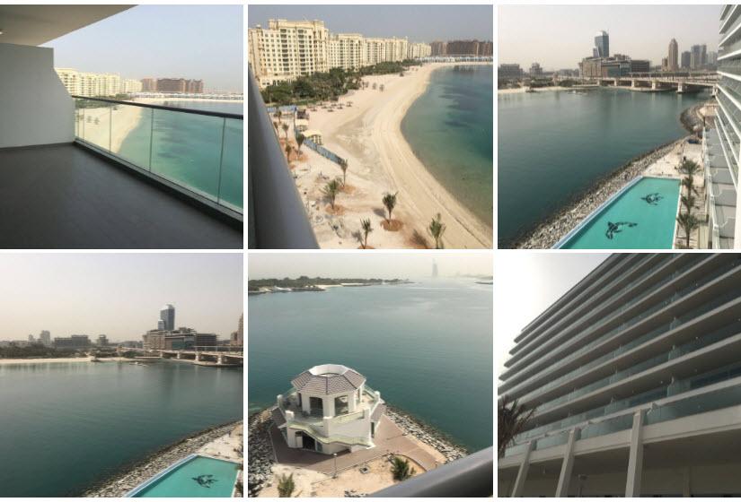 Azure Residences Palm Jumeirah Dubai