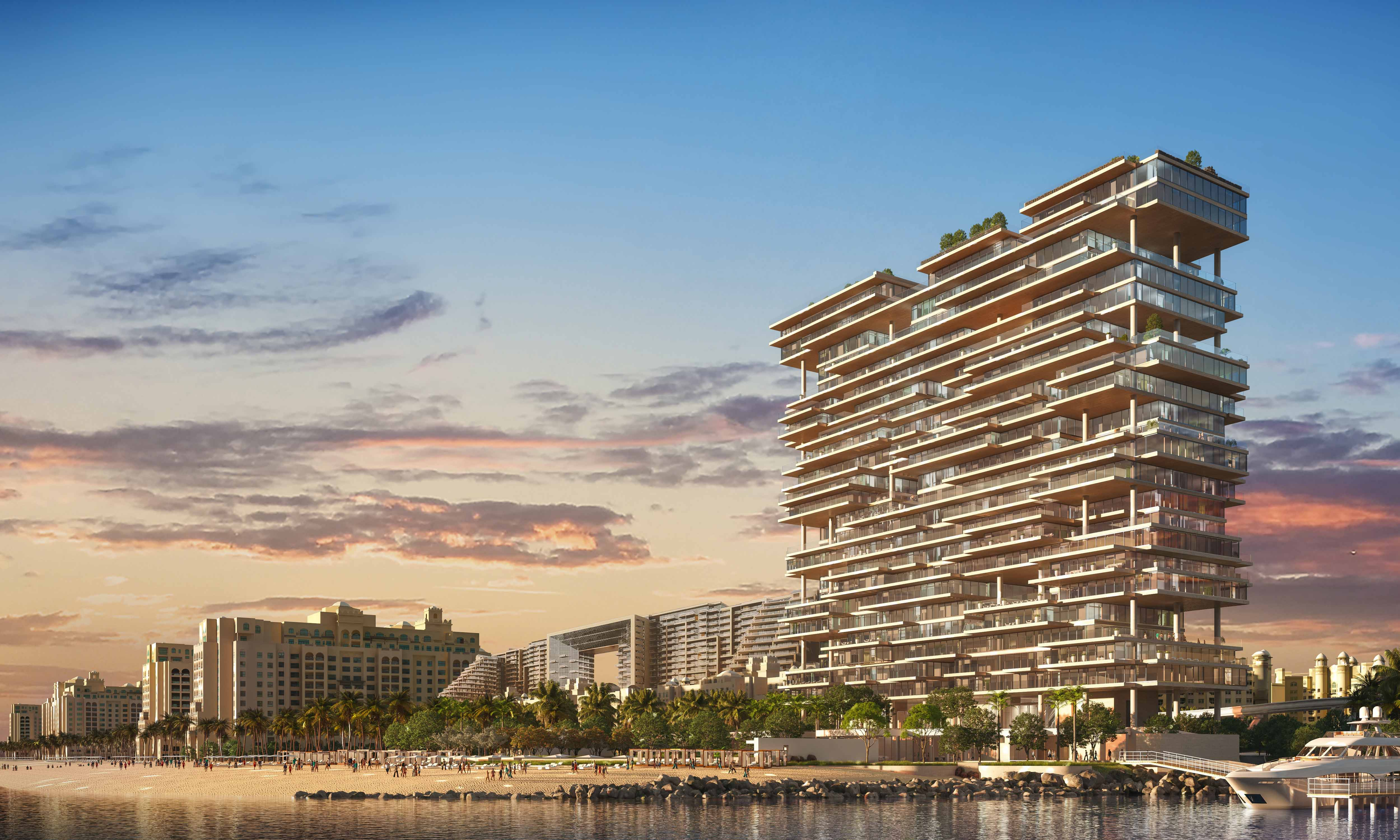 Palm Jumeirah The One