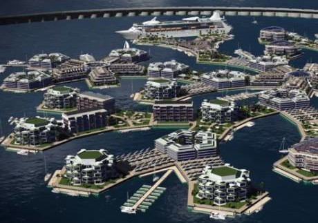 From Water Homes To Floating Free Zones
